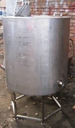 Резервуар для хранения горюче-смазочных материалов