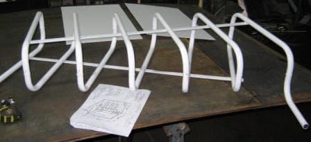 Теплообменник стальной