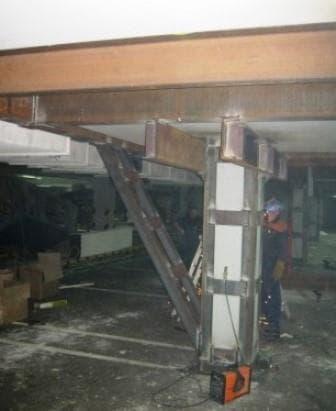 Усиление строительных металлоКонструкций