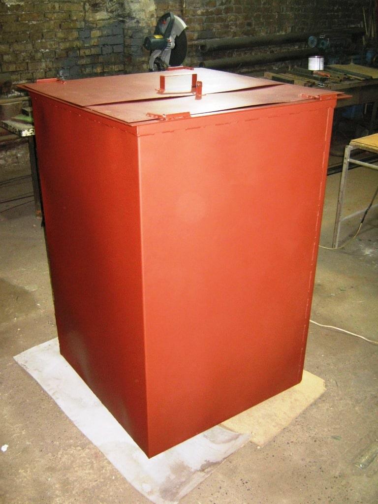 Контейнер ТКО для мусора