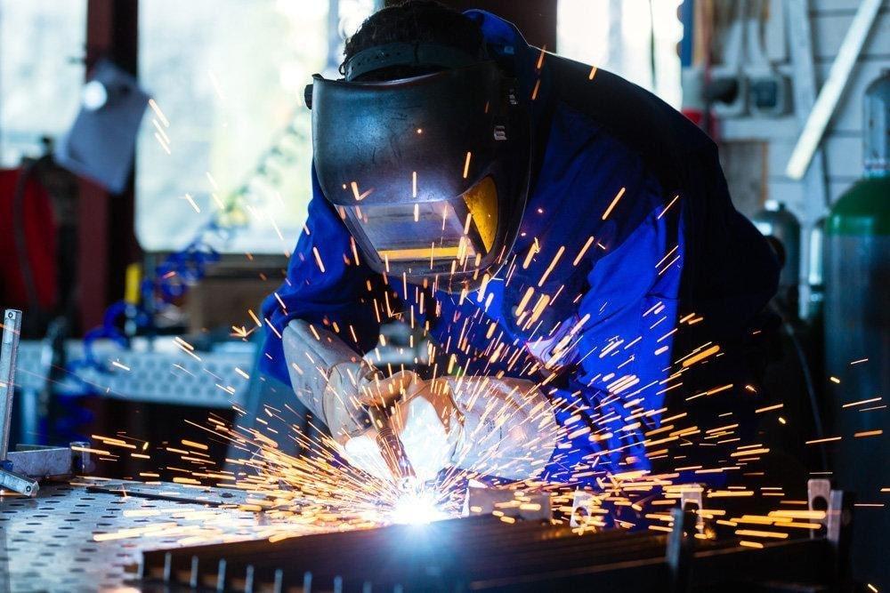 Наплавка износостойкой стали