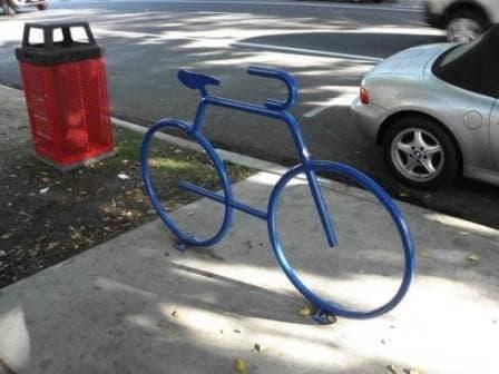 Детская велопарковка