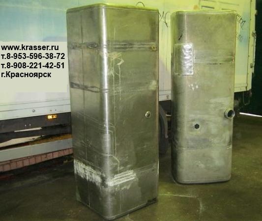 Изготовление дополнительного бензобака, топливного бака