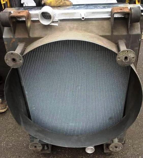 Ремонт радиаторов грузовых,спецтехники, автобусов