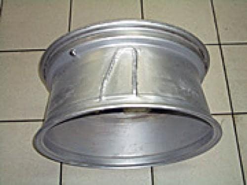 Удаление сколов и трещин диска