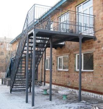 Лестница для детского садика, школы